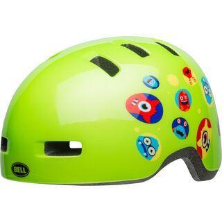 Bell Lil Ripper, green monster - Fahrradhelm