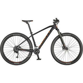 Scott Aspect 940 granite black/black/red 2021