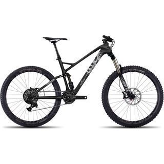 Ghost Pathriot LC 8 2016, black/silver - Mountainbike
