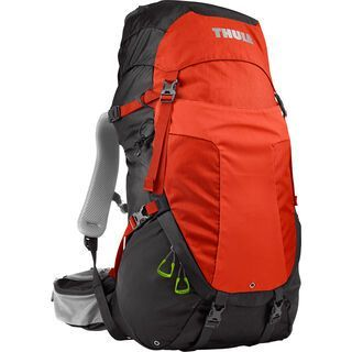Thule Capstone 40L Hiking - Herrenrucksack, dunkelgrau/roarange
