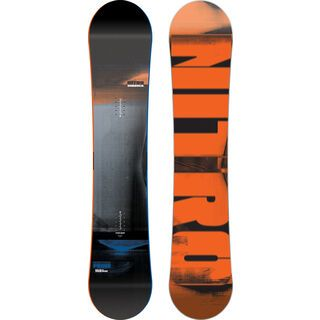 Nitro Prime Wide 2017 - Snowboard