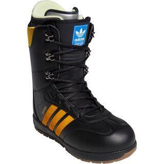 Adidas Samba ADV, black/gold - Snowboardschuhe