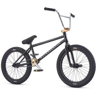 *** 2. Wahl *** WeThePeople Trust 2017, glossy black - BMX Rad   Größe 21 Zoll TT