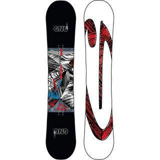 Gnu Carbon Credit Wide 2020 - Snowboard