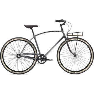 Creme Cycles Glider 2017, titanium silver - Cruiser