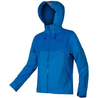Endura MT500 Waterproof Jacket, azurblau - Radjacke