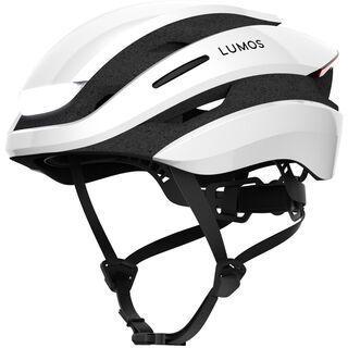 Lumos Ultra Helmet jet white