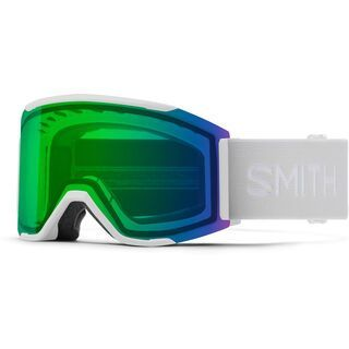 Smith Squad Mag inkl. WS, white vapor/Lens: cp everyday green mir - Skibrille