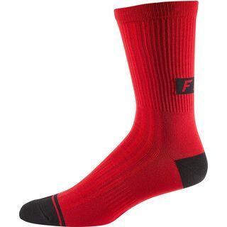 Fox 8 Trail Sock, cardinal - Radsocken