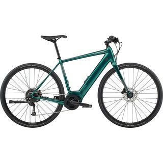 Cannondale Quick Neo 2020, emerald - E-Bike