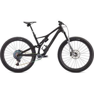 Specialized S-Works Stumpjumper SRAM AXS 29 2020, carbon/silver/camo - Mountainbike