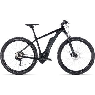 Cube Reaction Hybrid Pro 400 29 2018, black´n´grey - E-Bike