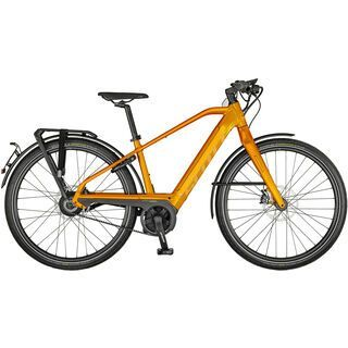 Scott Silence eRide Evo Speed tangerine orange/black 2021