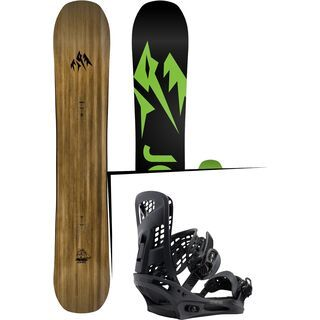 Set: Jones Flagship 2017 + Burton Genesis (1712772S)