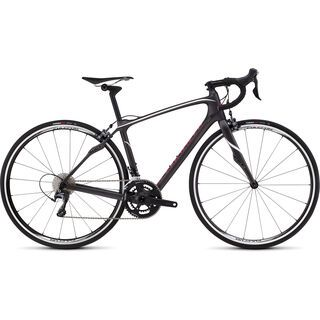 Specialized Ruby Comp 2016, charcoal/white/pink - Rennrad