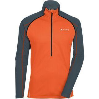 Vaude Men's La Luette Shirt, clementine - Funktionsshirt