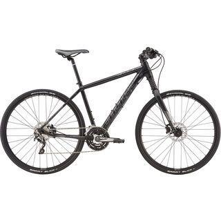 Cannondale Quick CX 1 2016, black/grey - Fitnessbike