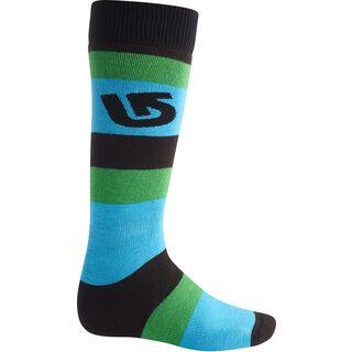 Burton Weekender 2 Pack Socks , True Black - Socken