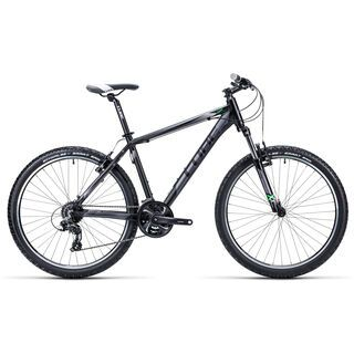 Cube Aim 26 2015, grey/black/white - Mountainbike