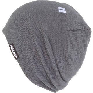 Armada Basic Beanie, warm grey