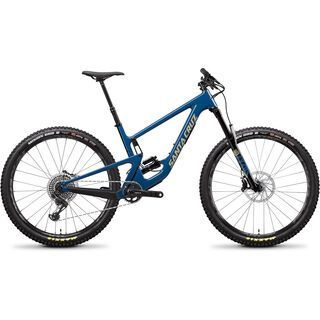 Santa Cruz Hightower CC X01 2020, blue/desert - Mountainbike