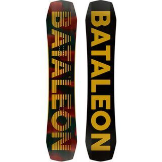 Bataleon Global Warmer Wide 2020 - Snowboard