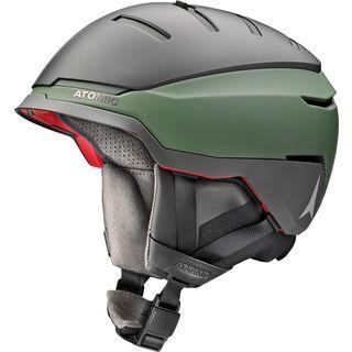 Atomic Savor GT AMID, dark green - Skihelm