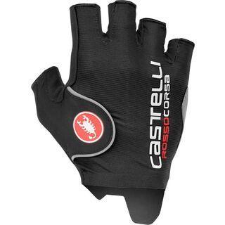 Castelli Rosso Corsa Pro Glove, black - Fahrradhandschuhe