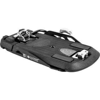 Nitro Clicker 2020, black - Snowboardbindung