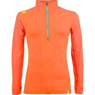 La Sportiva Ionosphere Long Sleeve M, pumpkin - Funktionsshirt