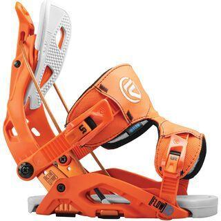 Flow Fuse 2016, orange - Snowboardbindung