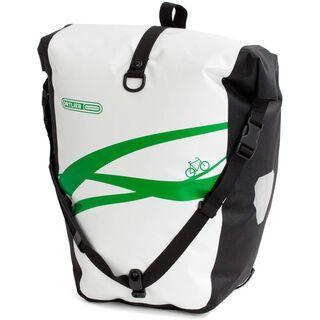 Ortlieb Back-Roller Classic Design, Wave / weiß-grün - Fahrradtasche
