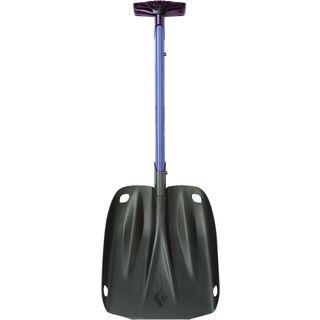 Black Diamond Transfer 3 Shovel, grape - Schneeschaufel