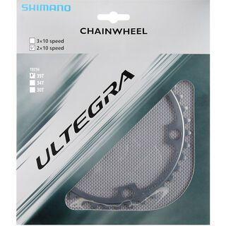 Shimano Kettenblätter Ultegra FC-6700 - 2x10, silber