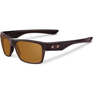 Oakley Two Face, Brown Sugar/Bronze Polarized - Sonnenbrille