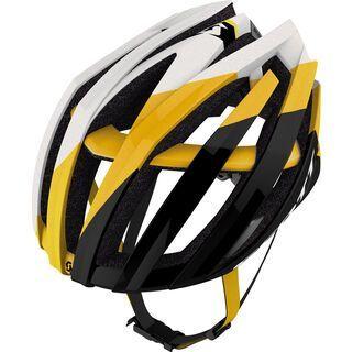 Scott Vanish Evo, white/yellow - Fahrradhelm