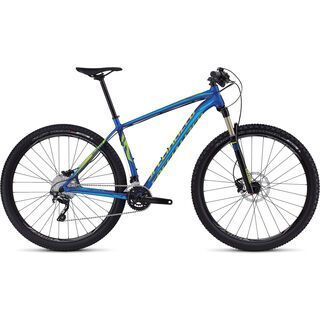 Specialized Crave Comp 29 2016, blue/cyan/hyper - Mountainbike