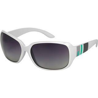 Scott Octave, white/green/grey gradient - Sonnenbrille