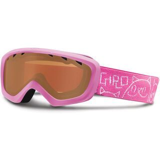 Giro Chico, pink cats/amber rose - Skibrille