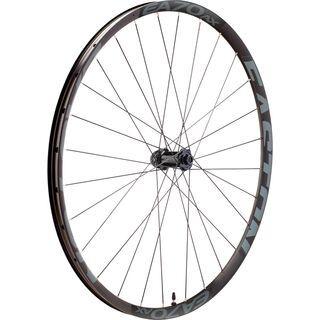 Easton EA70 AX Disc Wheel - 700C / QR/15x100 mm brushed black anodize/vinyl decals