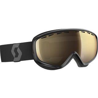 Scott Dana, black/Lens: light sensitive bronze chrome - Skibrille
