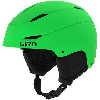 Giro Ratio, matte bright green - Skihelm