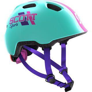 Scott Chomp 2, blue - Fahrradhelm