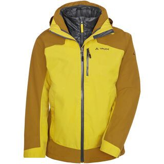 Vaude Men's Nuuksio 3in1 Jacket , golddust - Jacke
