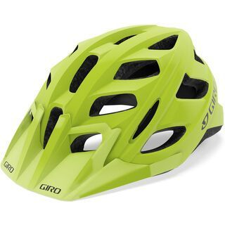 Giro Hex, matte citron/heatwave - Fahrradhelm