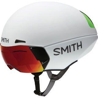 Smith Podium TT MIPS, matte white - Fahrradhelm