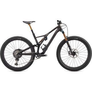 Specialized S-Works Stumpjumper 29 2020, carbon/black chrome - Mountainbike