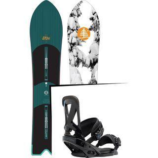 Set: Burton Skipjack Surf 2017 +  Custom EST (1712748S)
