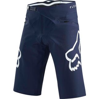 Fox Flexair Short with Liner, navy - Radhose