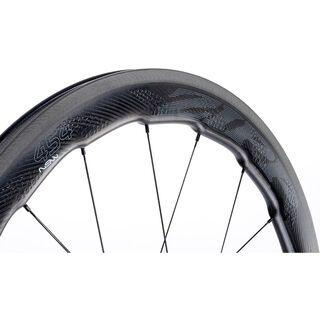 Zipp 454 NSW Carbon Clincher, schwarz - Vorderrad